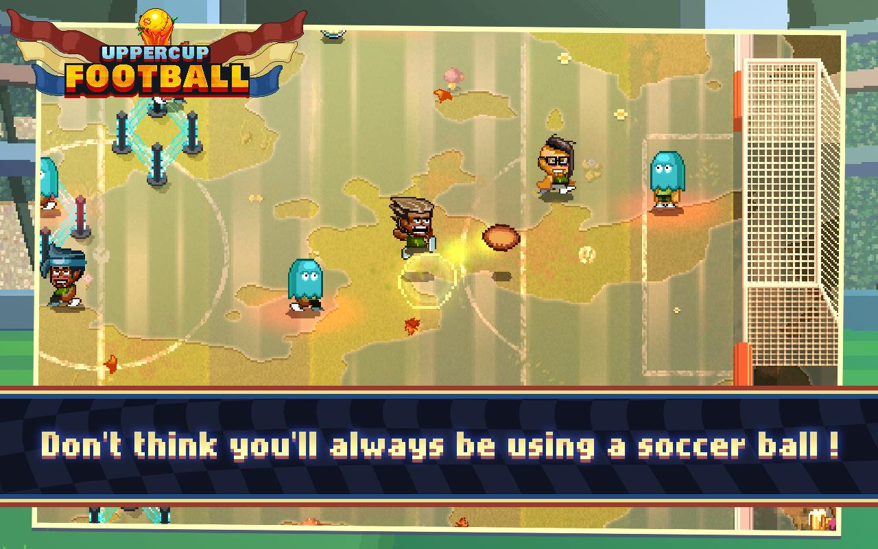 Uppercup Football (Soccer) screenshot #18