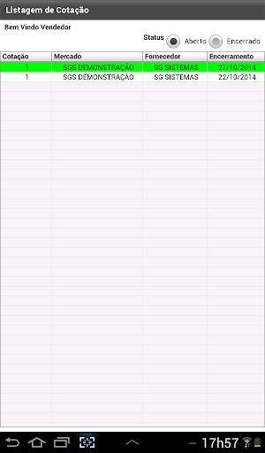 SGCotaNET 1.1 screenshots 3