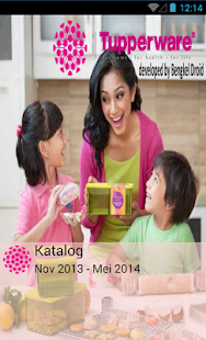 Katalog Tupperware Indonesia - screenshot thumbnail