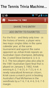 This Day In Tennis History- screenshot thumbnail