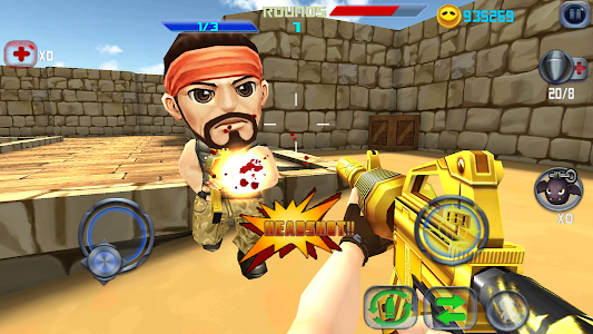 Hero Strike:Zombie Killer v1.0.2