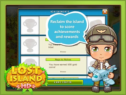 Lost Island HD - screenshot thumbnail