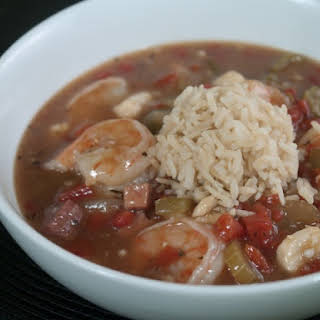 New Orleans File Gumbo.