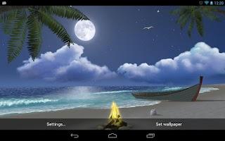 Screenshot of Lost Island 3d