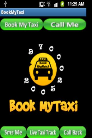 Book My Taxi