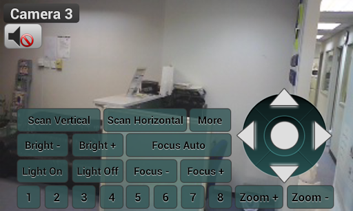 Cam Viewer for Toshiba IP cams
