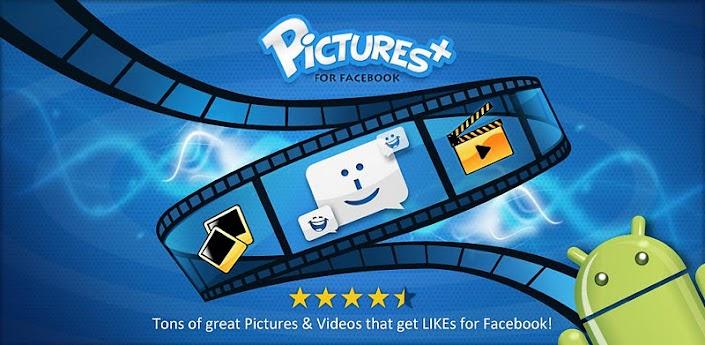 Pictures + for Facebook v1.0