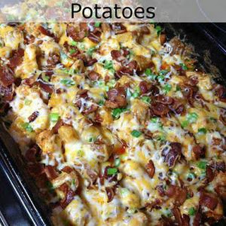 Loaded Chicken & Potatoes