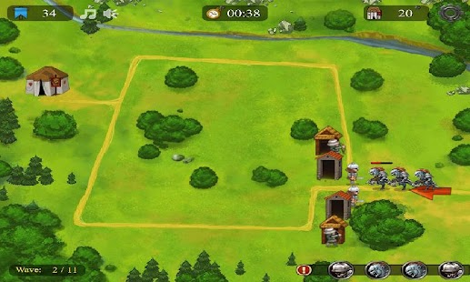 Defend The Kingdom 策略 App-癮科技App