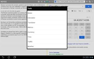 Screenshot of Split Browser Trial