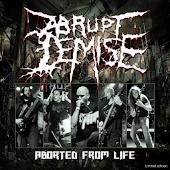 Abrupt Demise - Promo CD