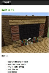 Furniture: Minecraft Edition- screenshot thumbnail