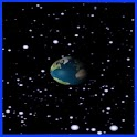 Earth In Space 3D LWP !! logo