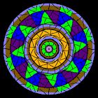 Mandalas icon