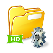 CM FILE MANAGER HD