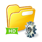 Файловый менеджер HD(FTP) icon