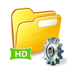 File Manager HD(File Explorer) v3.4.0 build 30400321