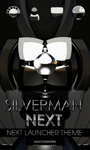 次の銀製の人 HD のテーマ NEXT