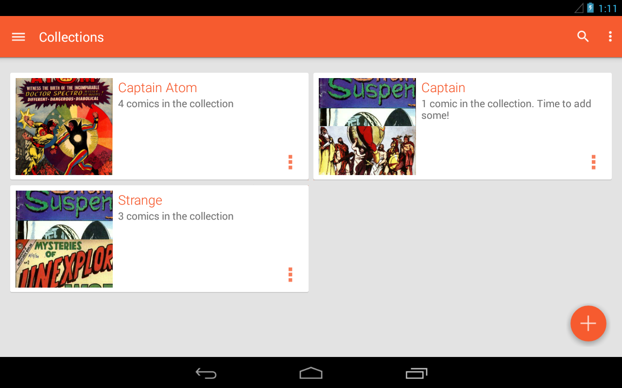 Astonishing Comic Reader - Android Apps on Google Play