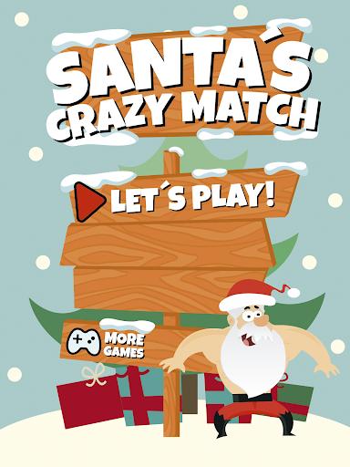 Santa Crazy Match