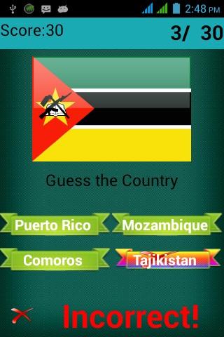 【免費益智App】Flags of the World Logo Quiz-APP點子