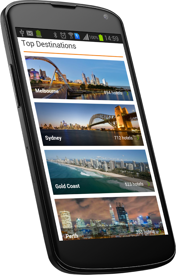 Australia Travel Guide - screenshot
