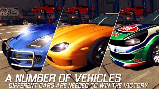 Metal Racer v1.2.3 (Mod Money)