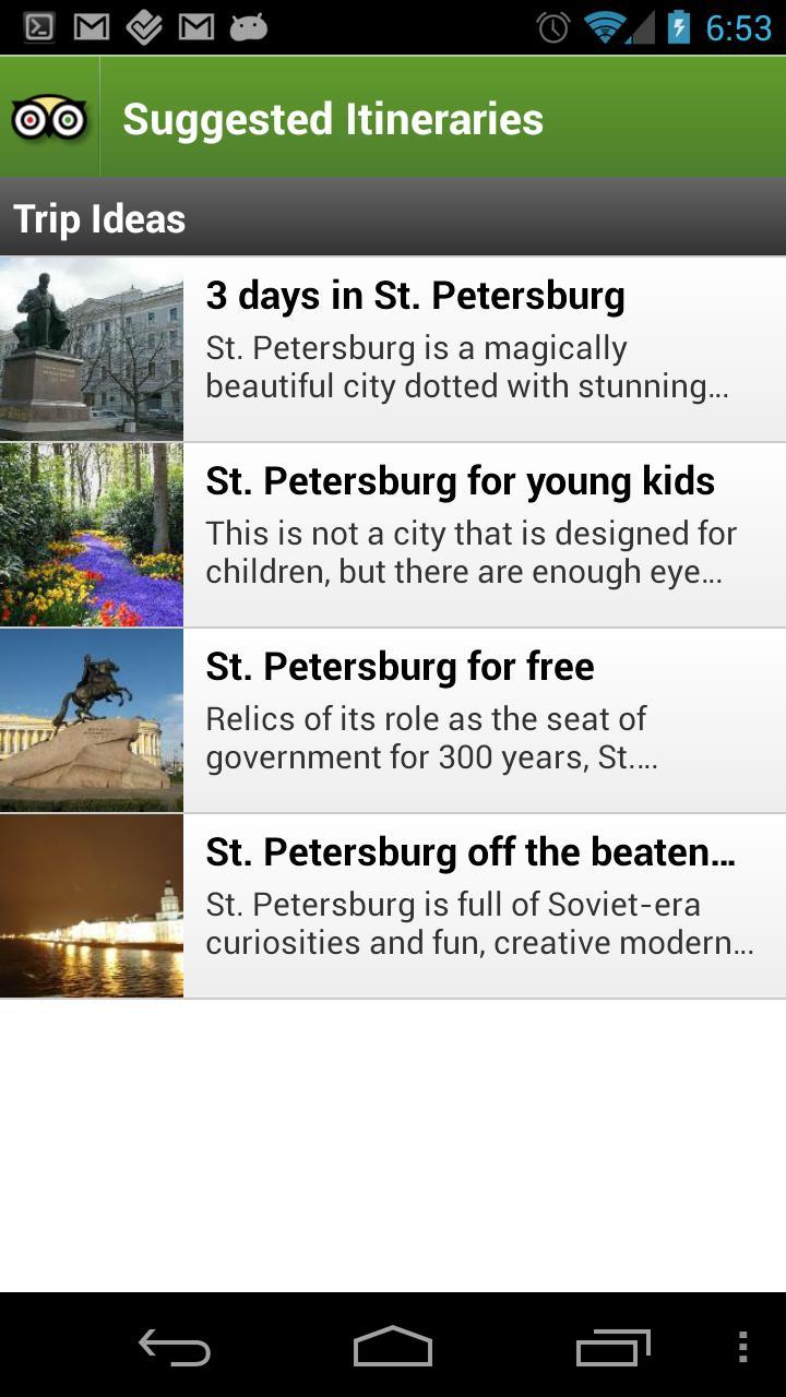 St Petersburg City Guide screenshot #4