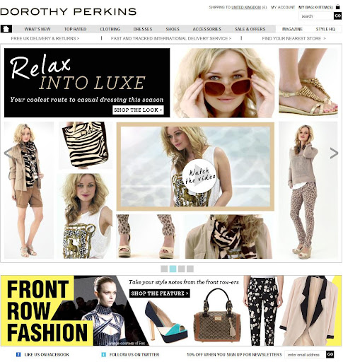 Shop on the go with the Dorothy Perkins app! Featuring daily updates and hundreds of new products every single week, you'll never miss the latest trends and must-have styles. With the Dorothy Perkins app for Android: SHOP EVERYTHING If it's available on gnula.ml you can shop it right from the app .