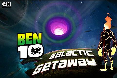 Ben 10 Galactic Getaway HD
