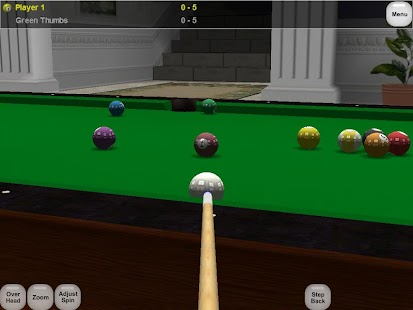 Virtual Pool Mobile - screenshot thumbnail