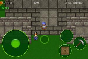 Screenshot of Painted World