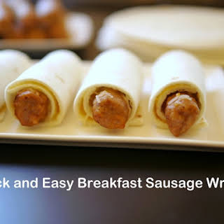 Sausage Wrap Tortilla Recipes.