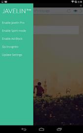 Javelin Browser Screenshot 18