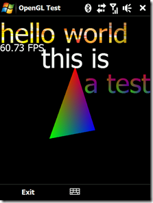 My Brain Hurts: Drawing Text in OpenGL ES