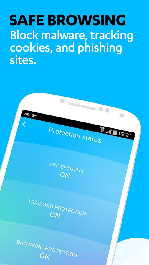 F-Secure Freedome VPN - screenshot