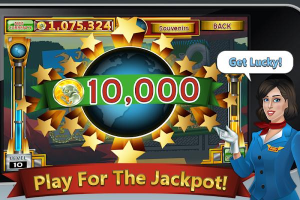 Scratch-Off Ticket Lottery - screenshot