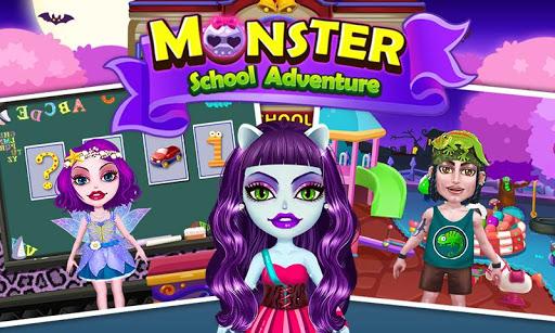 Monster School Adventure