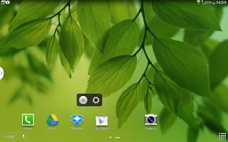 Screenshot of Clicklak - Camera Widget
