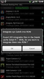 Titanium Backup PRO Key ★ root Screenshot 6