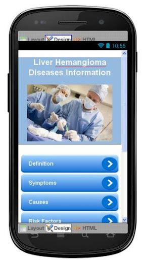 Liver Hemangioma Information