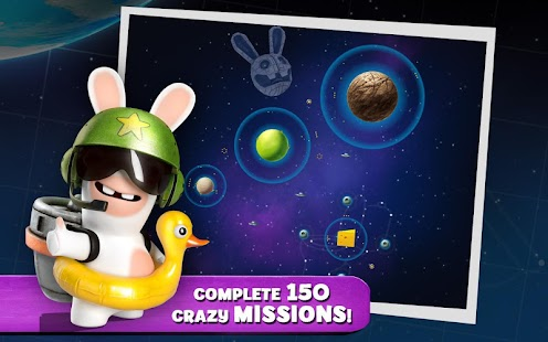 Rabbids Big Bang- screenshot thumbnail