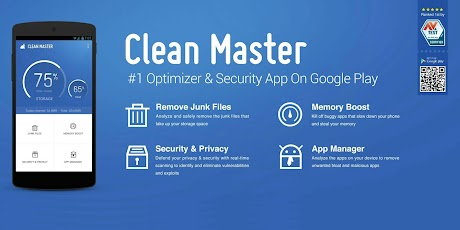 Clean Master (Boost & AppLock) Screenshot 6