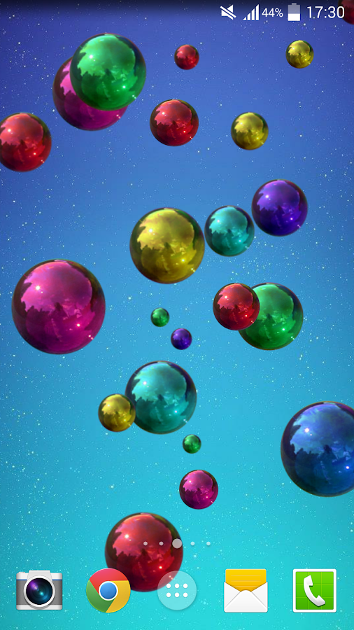 space bubbles live wallpaper android apps on google play