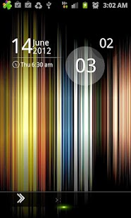 Rainbow Iphone Golocker - screenshot thumbnail