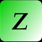 Z Value Look Up App icon