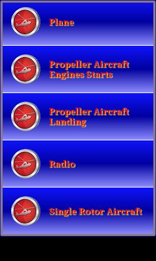 飛機和直升機的聲音