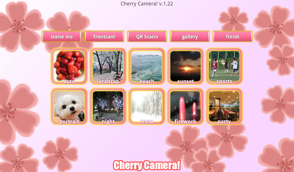 Cherry Camera! - screenshot