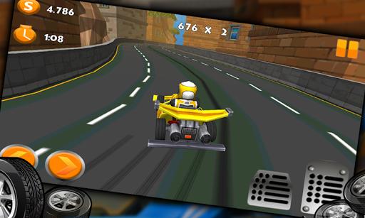 卡丁車漂移賽車3D