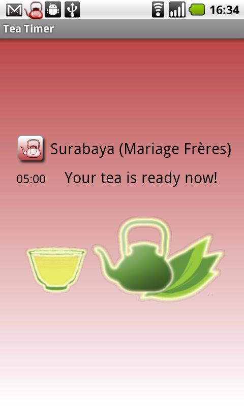 A perfect cup of tea- screenshot
